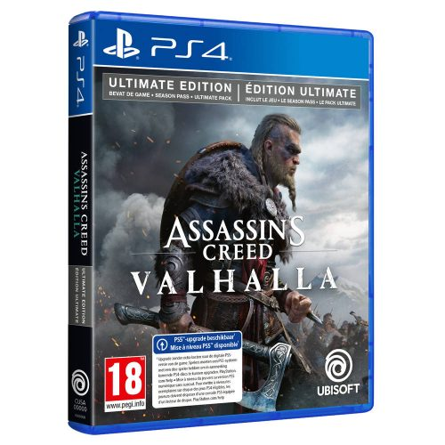 Assassin's Creed Valhalla Ultimate Edition PS4 voor €69,99