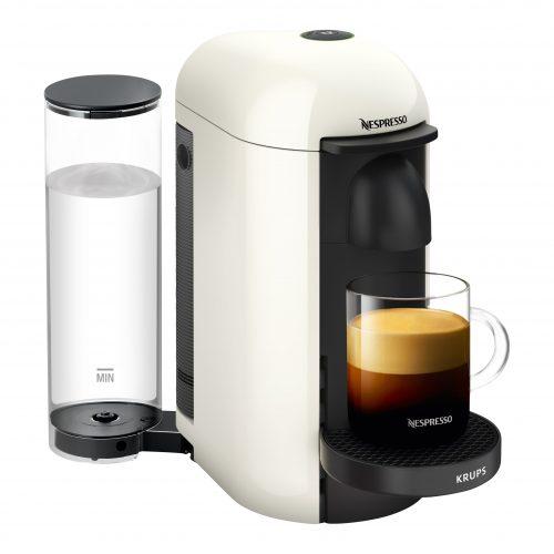 KRUPS Nespresso Vertuo Plus XN9031 Wit Koffiemachine voor €59