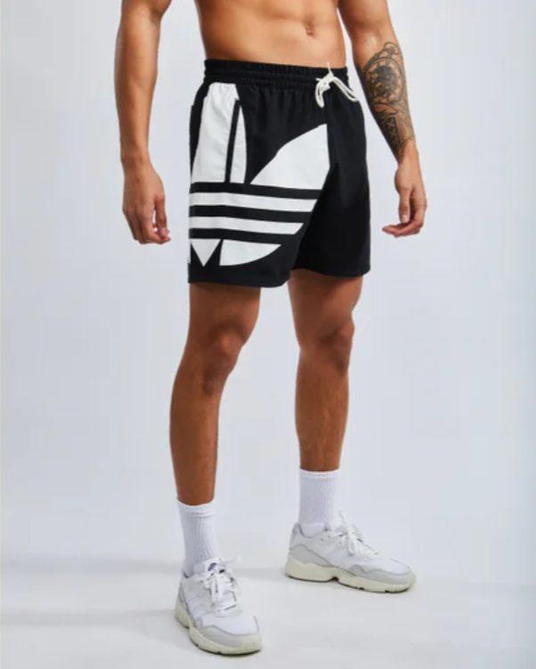 Adidas Adicolor Big Trefoil zwembroek/korte broek voor €9,99