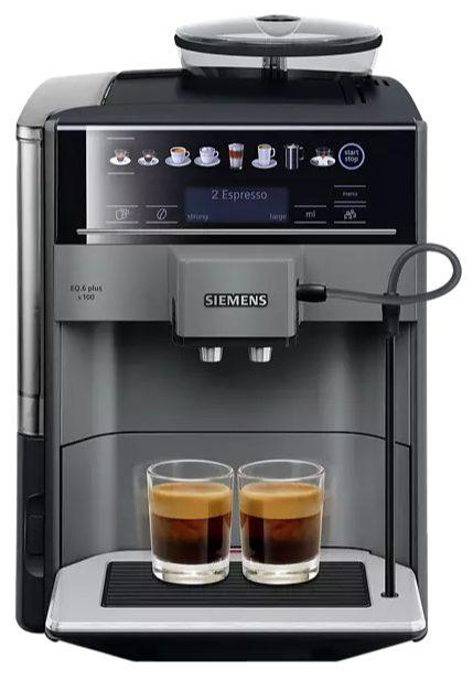 SIEMENS EQ.6 Plus s100 TE651209RW Zwart voor €539