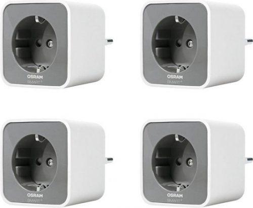 4x OSRAM SMART+ – Slimme stopcontacten voor €27,95