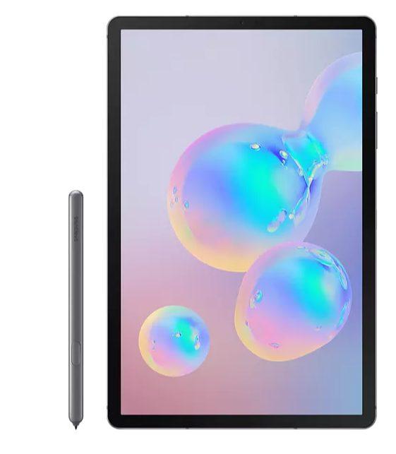 Samsung Galaxy Tab S 128GB Grijs voor €499