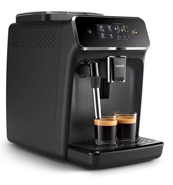Philips Series 2200 EP2220/10 – Espressomachine – Zwart voor €269