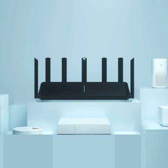 Xiaomi Mi Aiot Router AX3600 voor €79,81