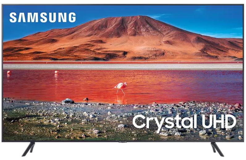SAMSUNG Crystal UHD 70TU7020 (2020) – 4K Smart-TV voor €667