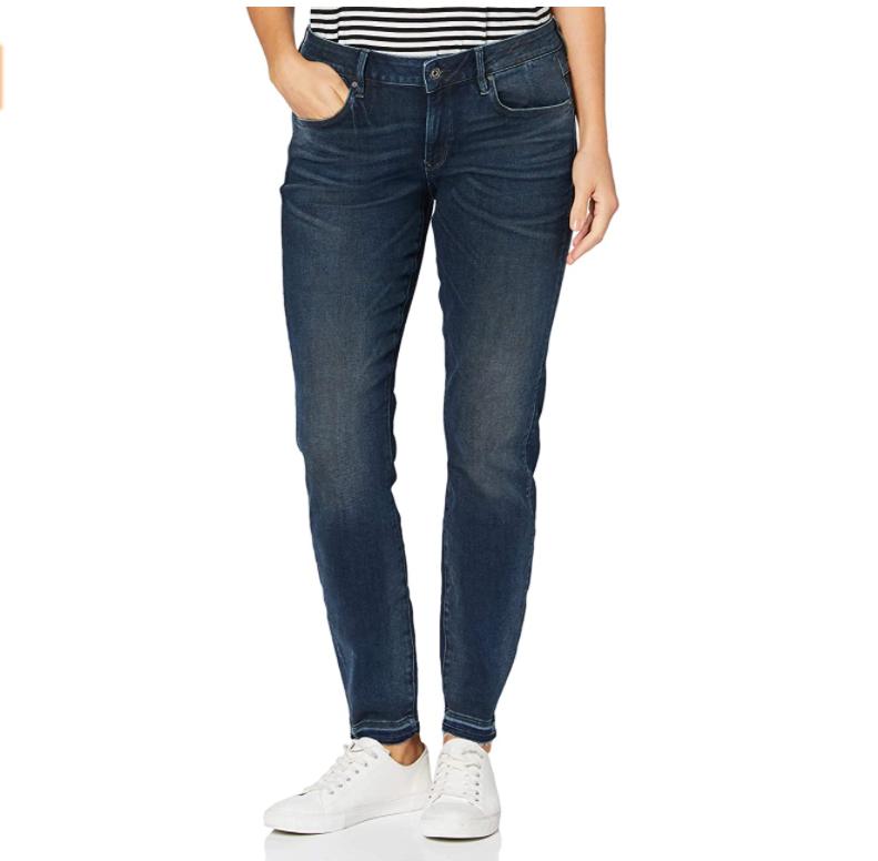 G-Star 3301 Dames Jeans Skinny Fit voor €23,27