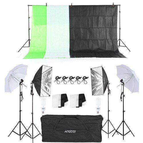 Andoer Photography Kit voor €80,49