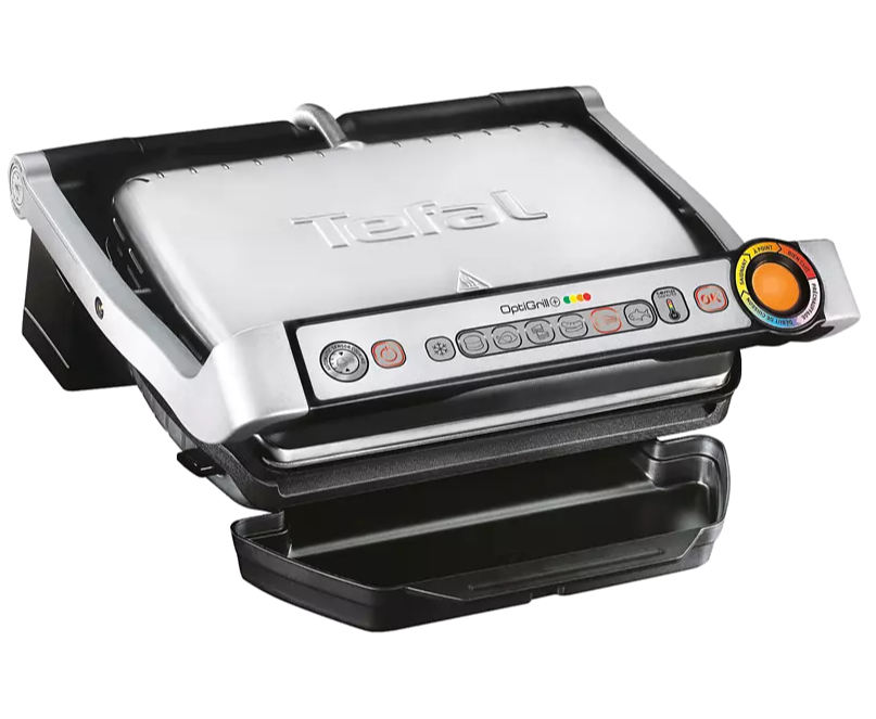 Tefal GC712D OptiGrill+ voor €79,40 na cashback