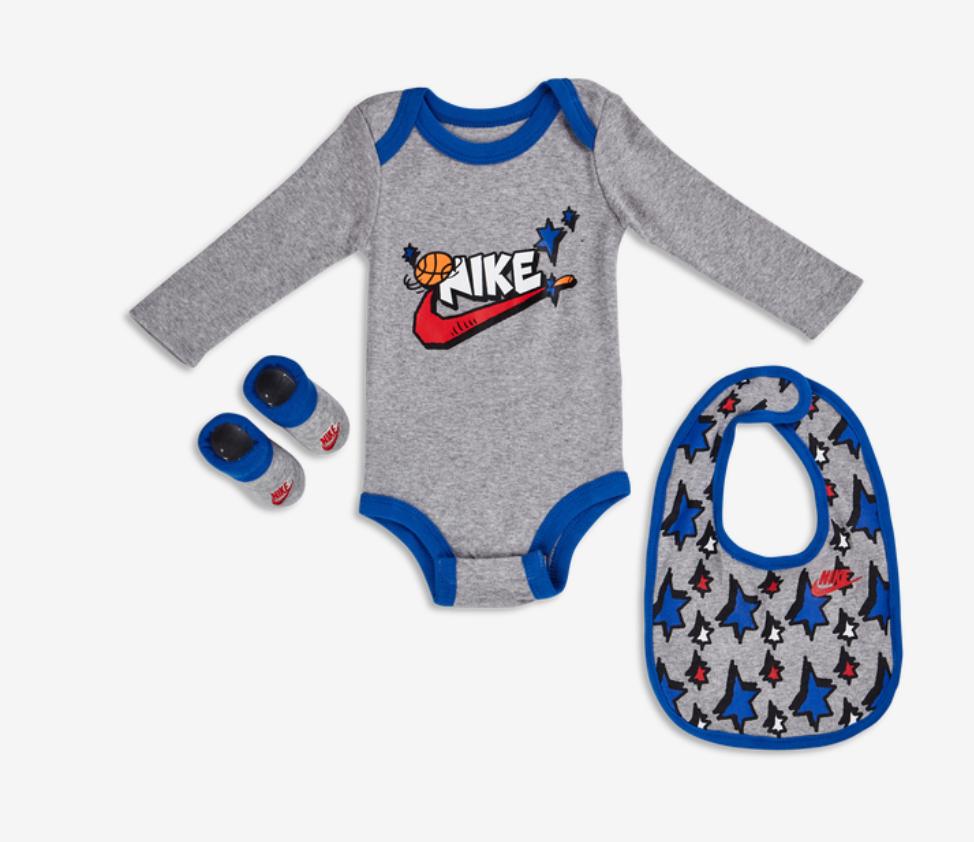 Nike Baby giftset Futura Sport voor €9,99
