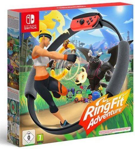 Nintendo Ring Fit Adventure Nintendo Switch voor €65