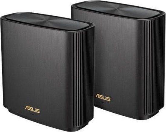 2x ASUS ZenWiFi AX (XT8) WiFi Router voor €389