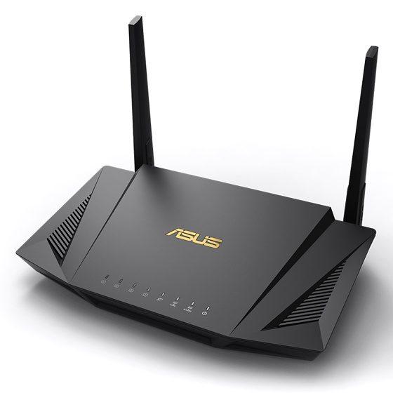 ASUS RT-AX56U – Draadloze router voor €84,99