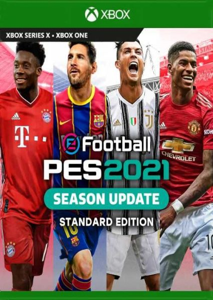 PES 2021 Standard Edition Xbox One voor €11,79