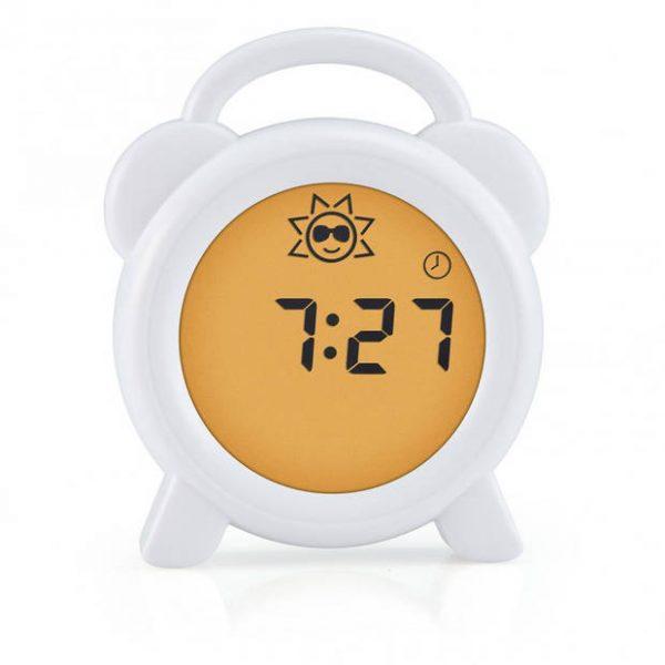 Alecto BC-100 slaaptrainer – nachtlampje en wekker voor €15