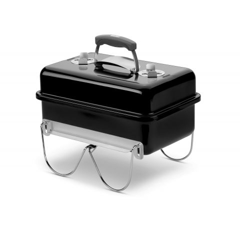 Weber barbecue Go-Anywhere voor €69