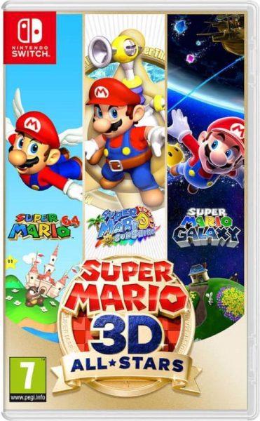 Super Mario 3D All-Stars Nintendo Switch voor €37,59