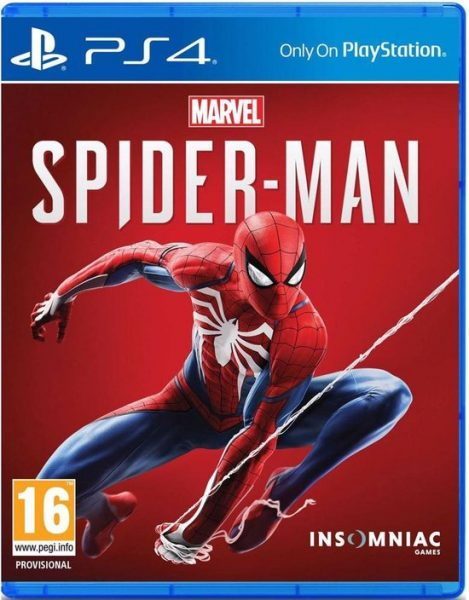Marvel's Spider-Man (PS4) voor €10,99