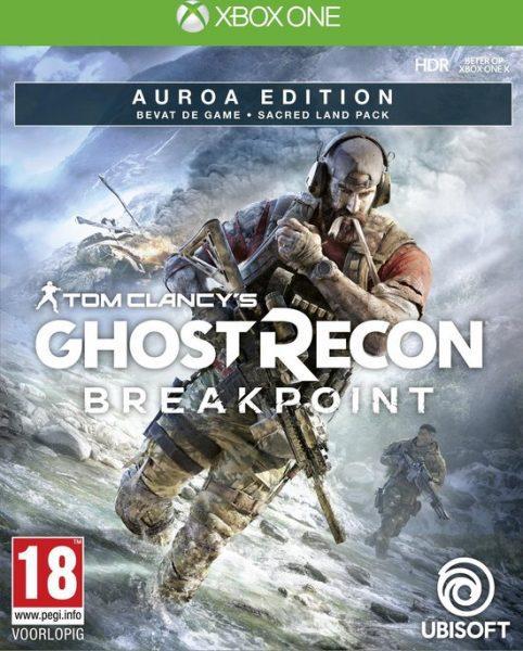 Tom Clancy's Ghost Recon: Breakpoint Auroa Edition voor €9,99