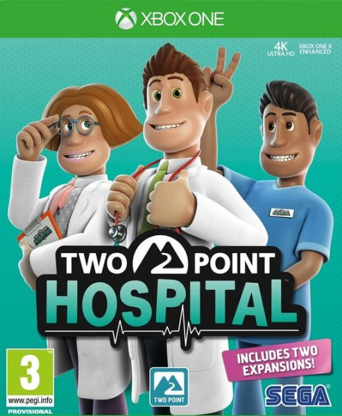 Two Point Hospital – Xbox One voor €9,63