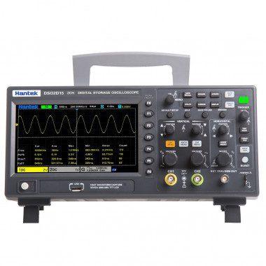 Hantek DSO2D15 Oscilloscoop voor €206,20