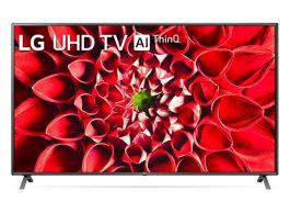 LG 82UN85006LA 82″ 4K 100Hz Smart TV voor €1244