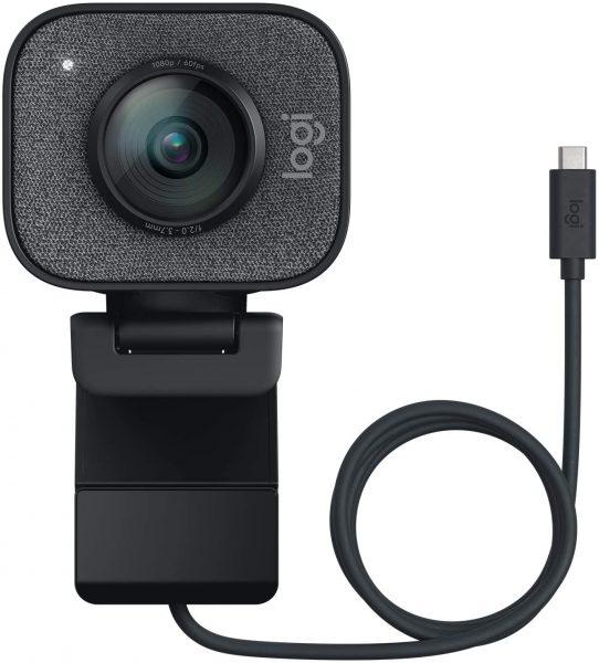 Logitech StreamCam webcam voor €106,11