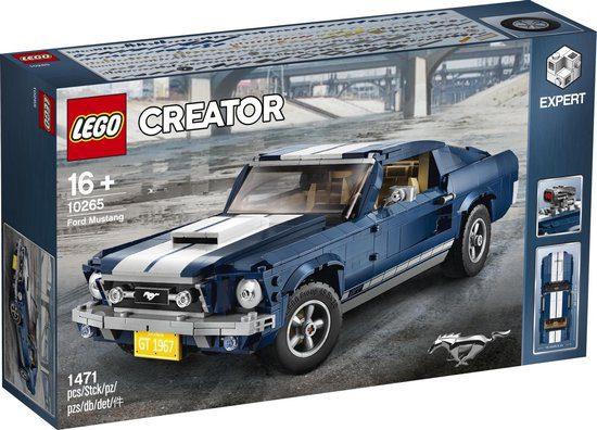 LEGO Creator Expert Ford Mustang 10265 voor €103,50