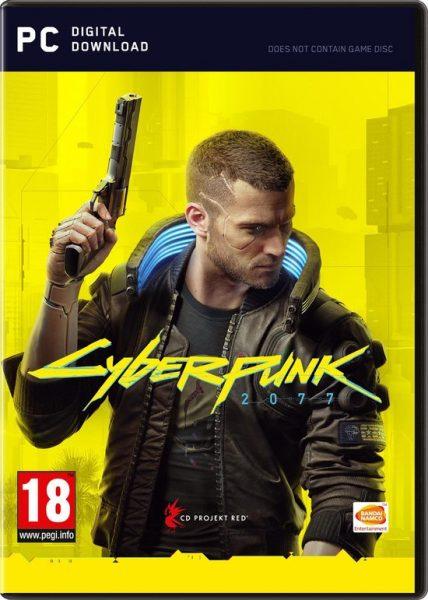 Cyberpunk 2077 voor PC voor €18,36