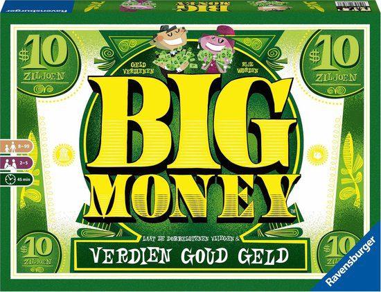 Ravensburger Big Money – Bordspel voor €6,37