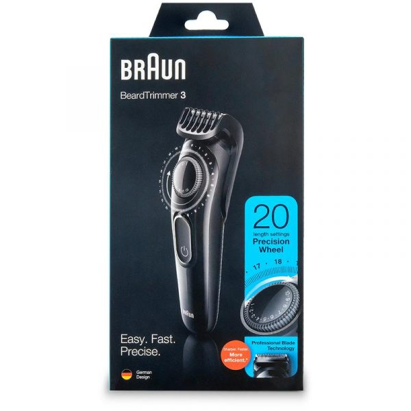 Braun BT3222 Baardtrimmer voor €19,95