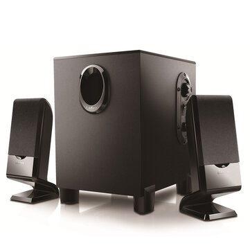 Edifier R101V 2.1 Speakerset voor €35,10 door kortingscode
