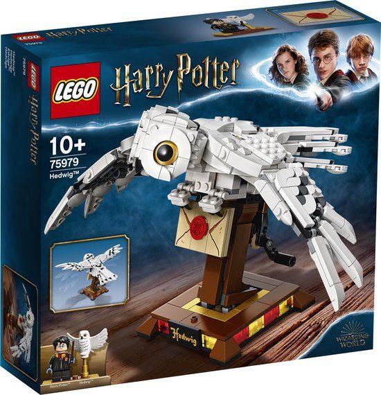 LEGO Harry Potter Hedwig 75979 voor €21,40