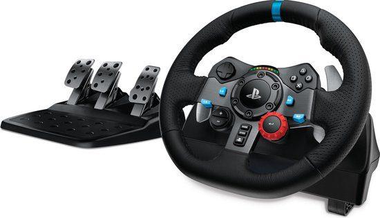 Logitech G29 Driving Force Racestuur voor €177