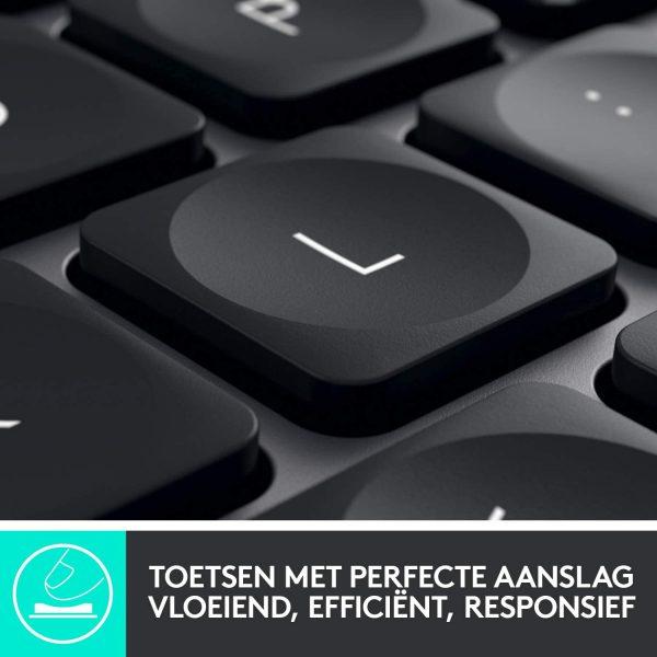 Logitech MX Keys – Draadloos Keyboard voor €80,90