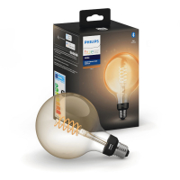 Philips Hue Filament Globe – flame – G93/E27 voor €28,92
