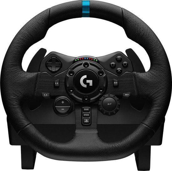Logitech G923 TrueForce Racestuur + Pedalen voor €239,81