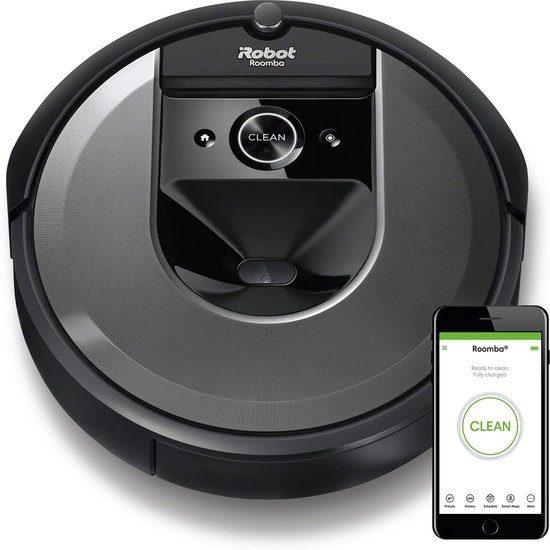 iRobot Roomba i7 Robotstofzuiger voor €422