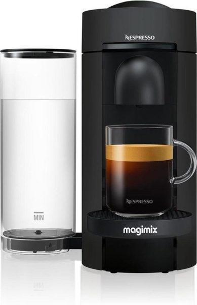 Magimix Nespresso Vertuo Plus – Koffiecupmachine voor €49