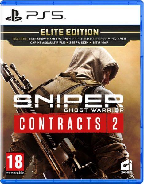 Sniper Ghost Warrior Contracts 2 voor €21,99