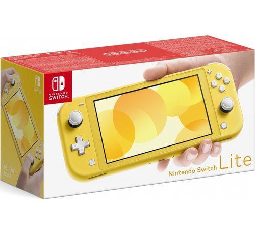 Nintendo Switch Lite Console (Geel) voor €177
