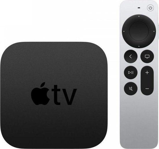 Apple TV (2021) – 2e Generatie – 32GB voor €158,99