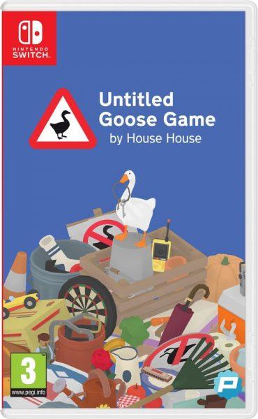 Untitled Goose Game (Nintendo Switch) voor €25,99