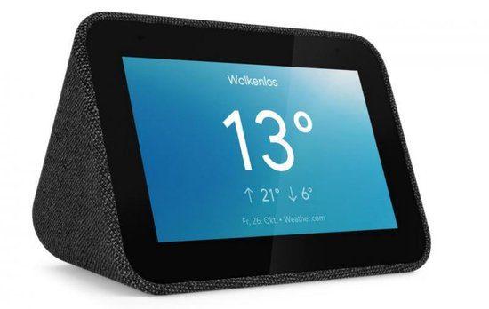 Lenovo Smart Clock – Slimme speaker met scherm voor €34,99