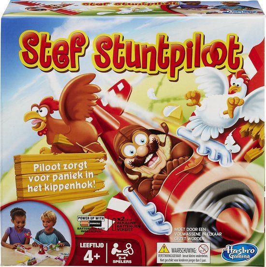 Hasbro Stef Stuntpiloot voor €18,80