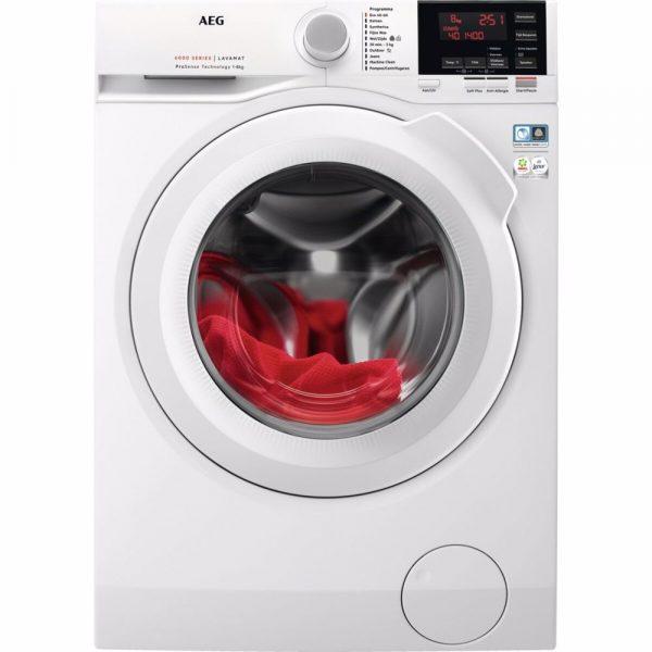 AEG L6FBN84GP ProSense Wasmachine voor €388