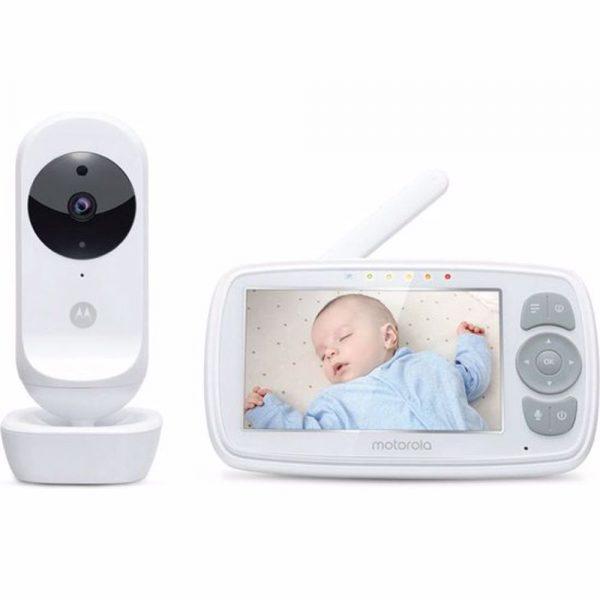 Motorola Ease 34 Babyfoon met 4,3″ display voor €98,63