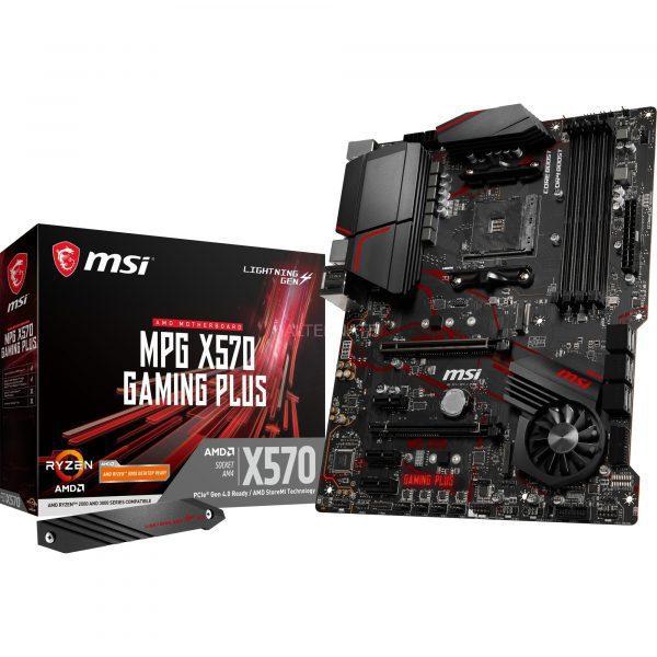 MSI MPG X570 Gaming Plus Moederbord voor €119