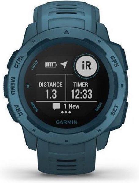 Garmin Instinct GPS – Sporthorloge voor €180