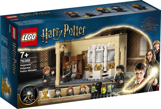 LEGO Harry Potter 76386 Zweinstein: Wisseldrank Vergissing voor €14,39