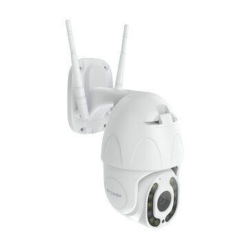 BlitzWolf BW-SHC3 1080p Buitencamera met nachtvisie voor €28,11 door kortingscode